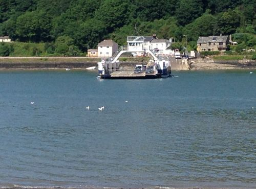 Dartmouth Chain Ferry 1