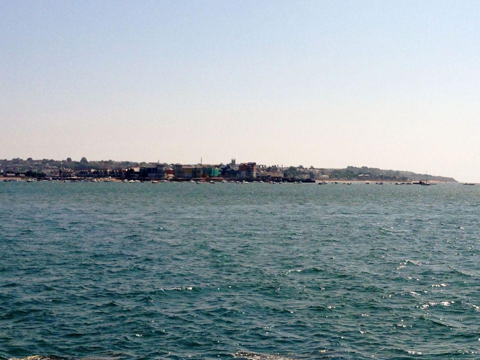 Starcross Ferry 1