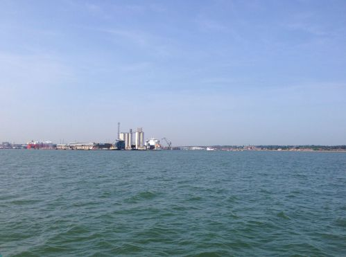 Hythe Ferry Crossing - Southampton