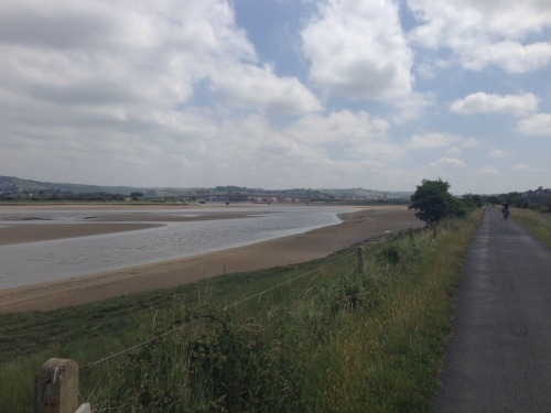 Tarka Trail out of Barnstaple