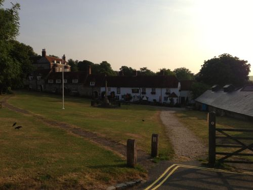 East Dean and the Tiger Inn