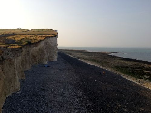 Birling Gap - looking east