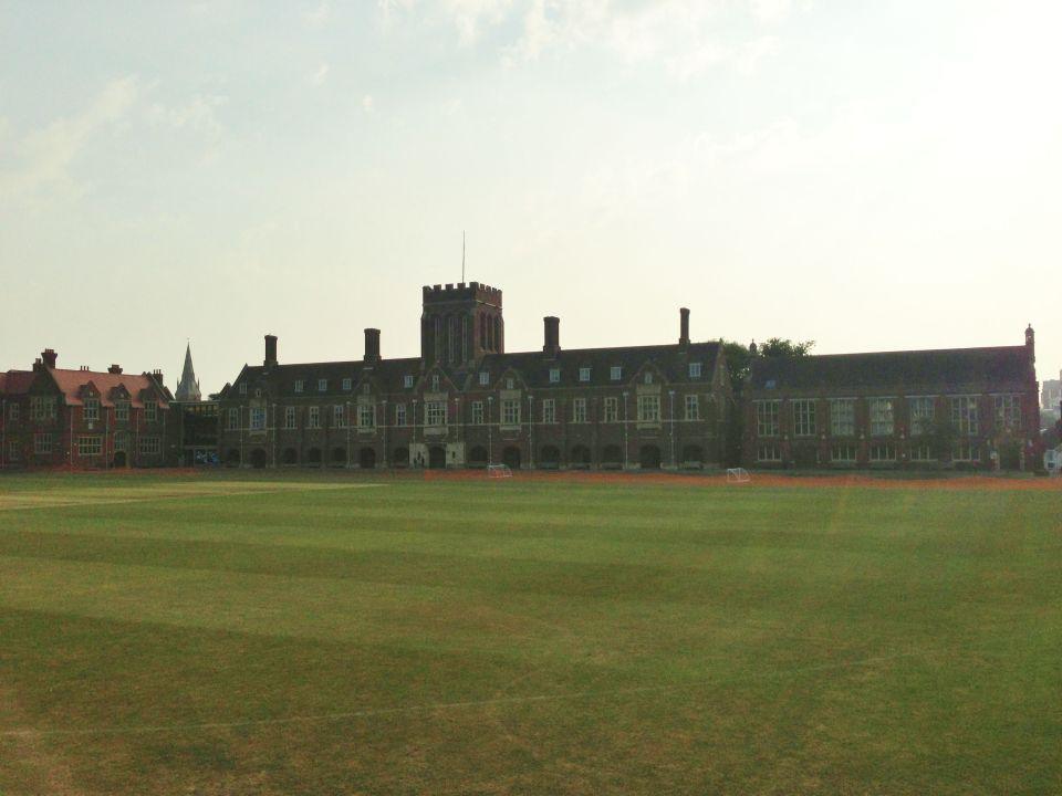 Eastbourne College 1
