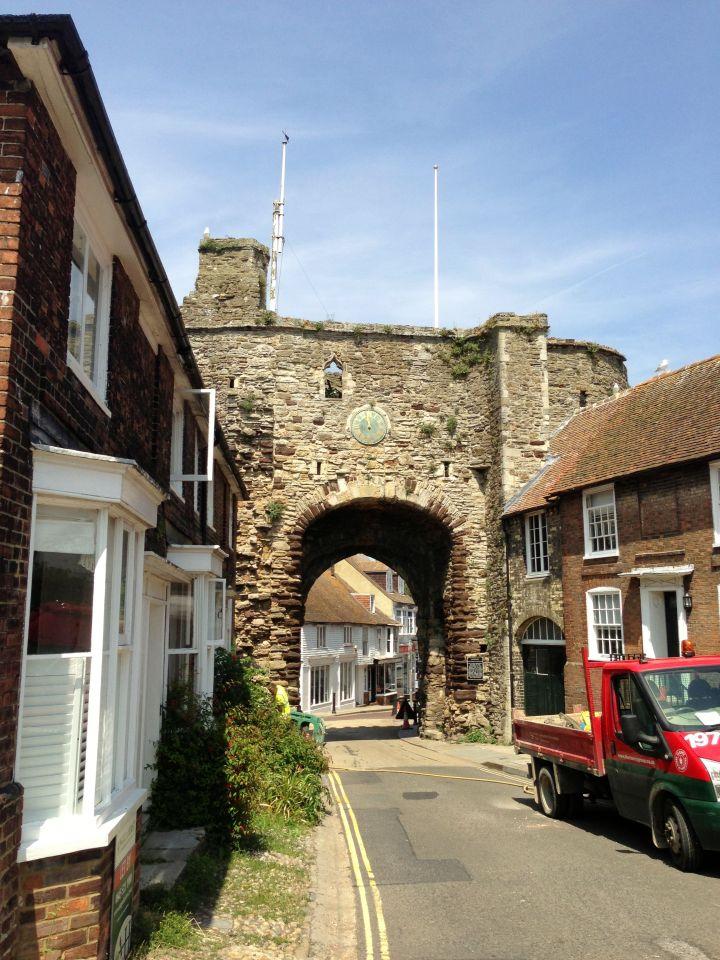 Rye - East Gate