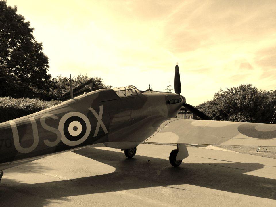 Battle of Britain Spitfire 1