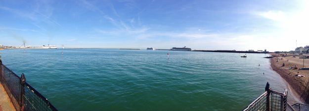 Dover panorama
