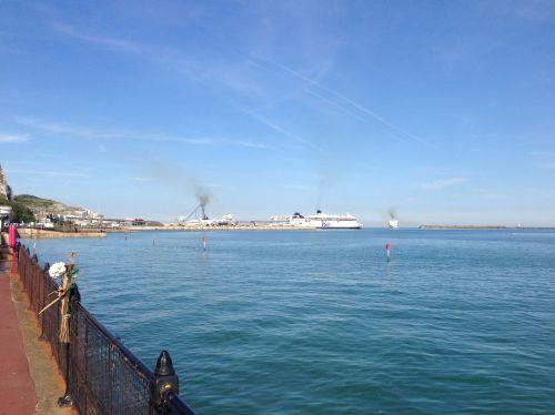 Dover Ferry Port 2