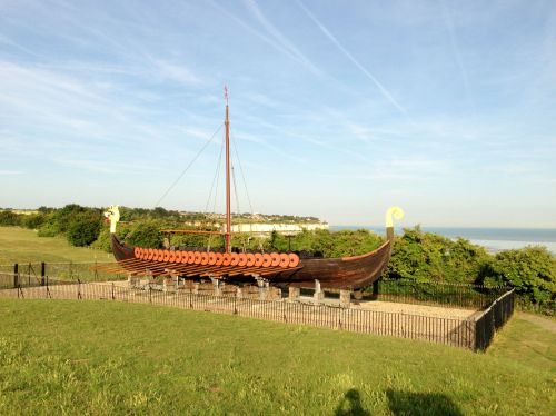 Ramsgate - Viking Longship