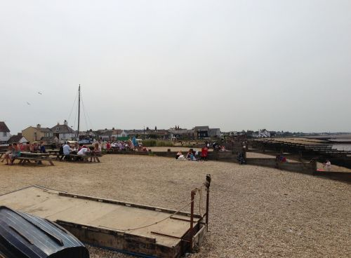 Whistable Beach