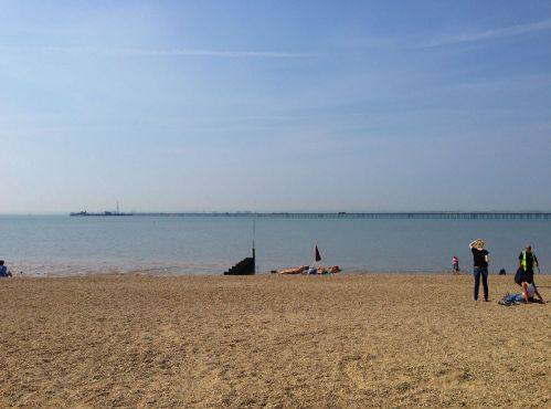 Southend-on-Sea - Beach 1