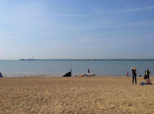 Southend-on-Sea - Beach 1