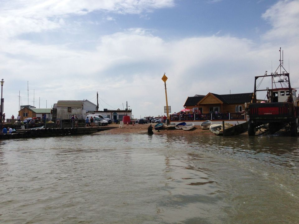 Felixstow Ferry