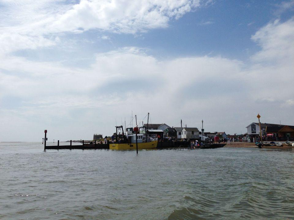 Felixstow Ferry 2