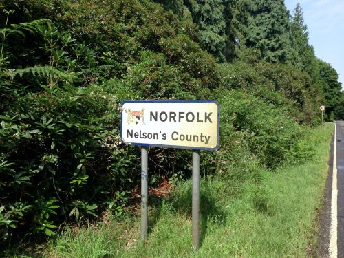 Norfolk - Nelson's Country