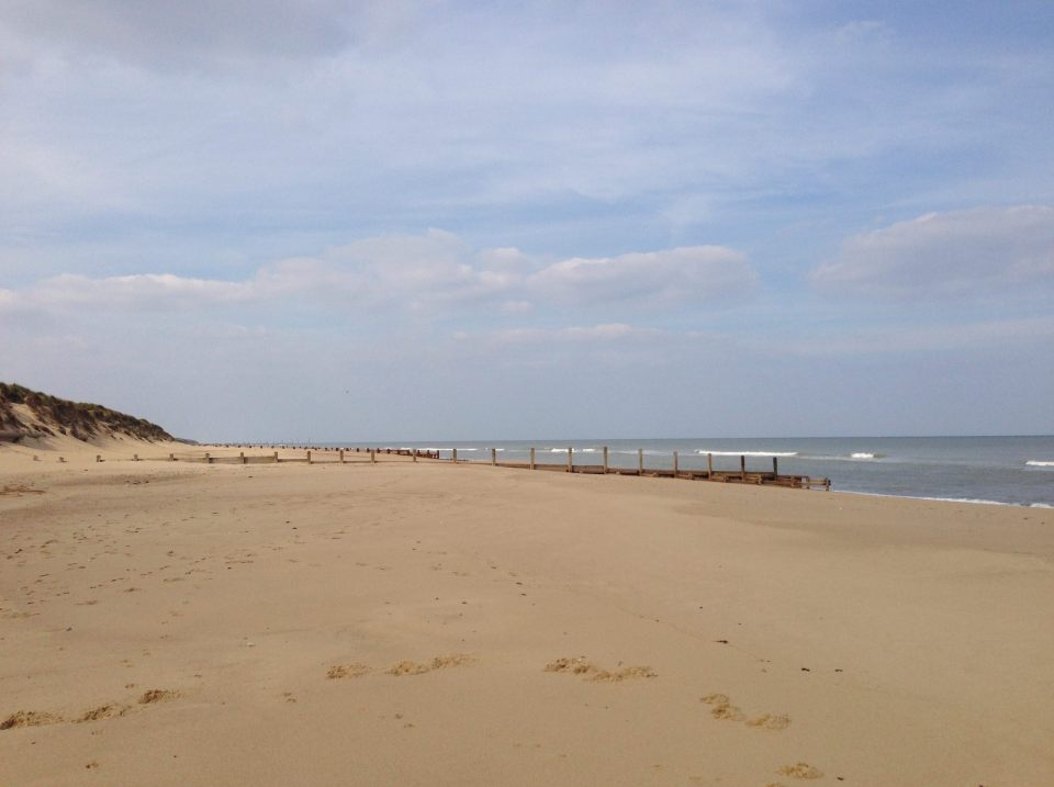 Waxham Sands - North