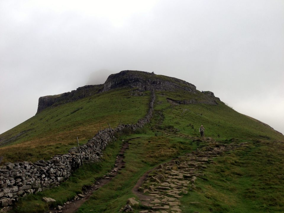 Pen y Ghent summit 2