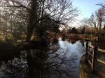 Costessey Mill 1 - beautiful winter's scene