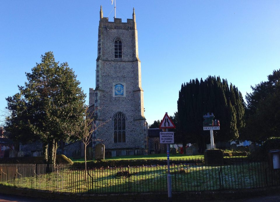 Reepham Church