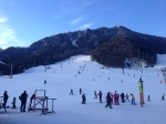 Kranjska Gora - bottom of chair lift 1