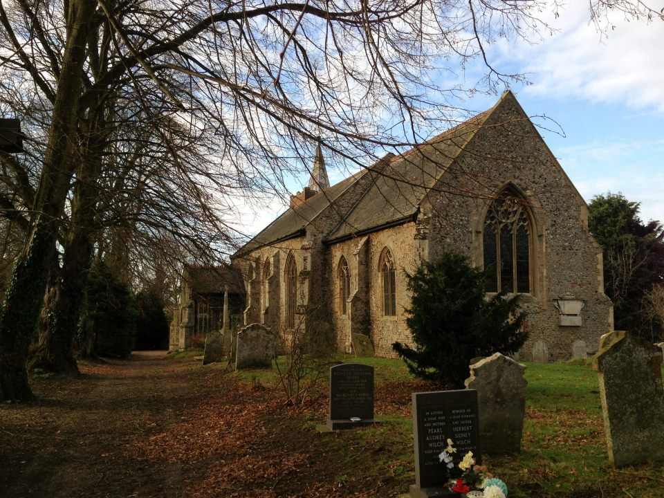 St Edmunds Church - Costessey